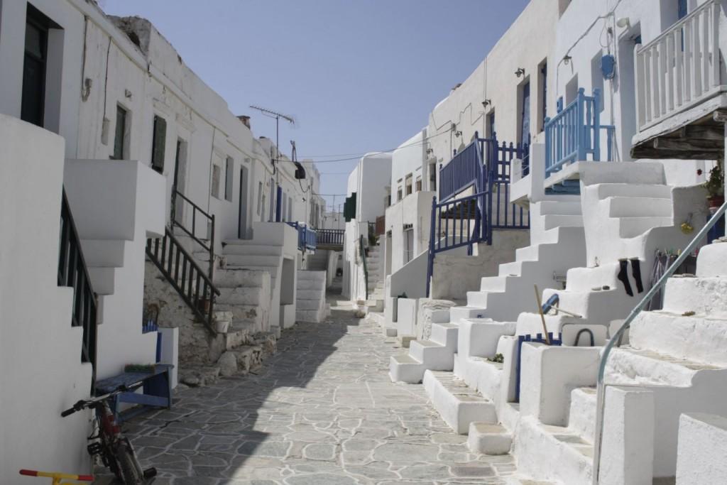 Folegandros - Chora