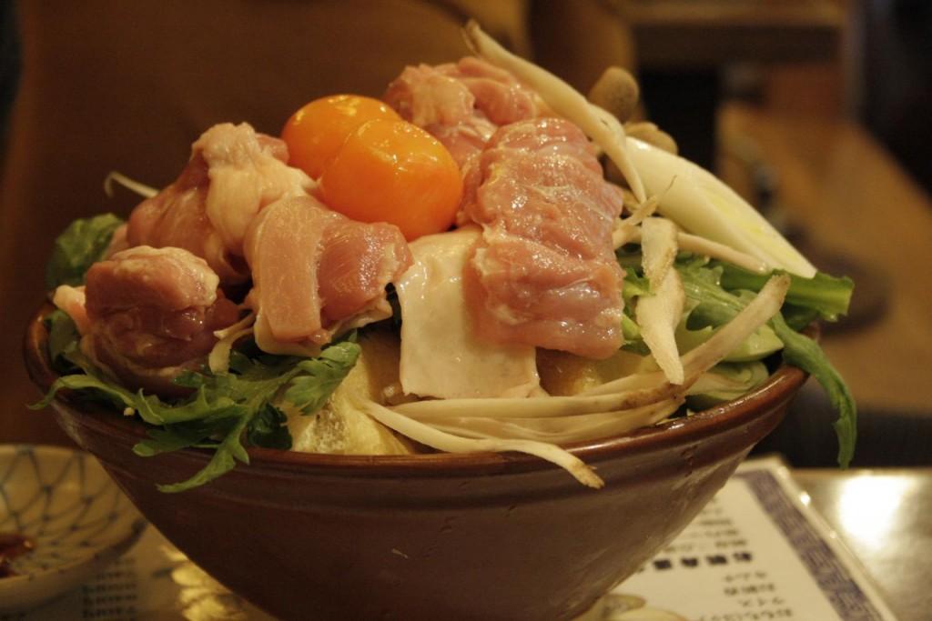 Japanische Küche - Chanko-nabe