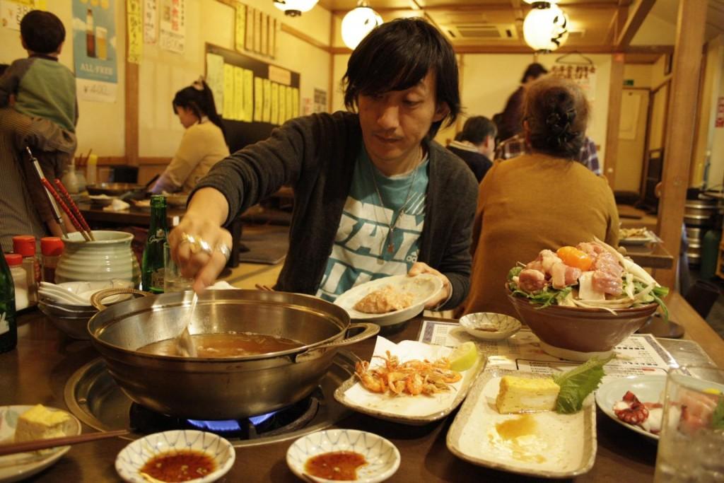 Japanese Restaurant - Chanko-nabe