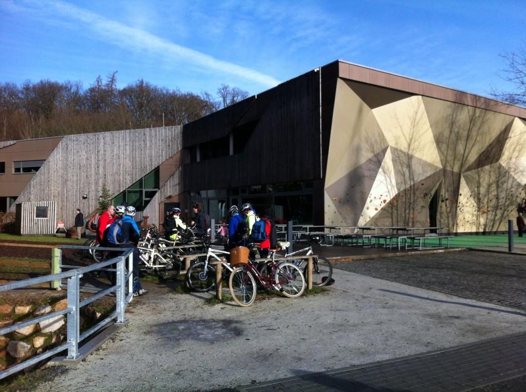 Taunusinformationszentrum Oberursel Hohenmark