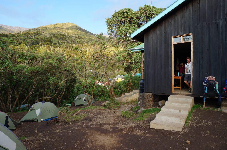 Kilimanjaro Machame Camp