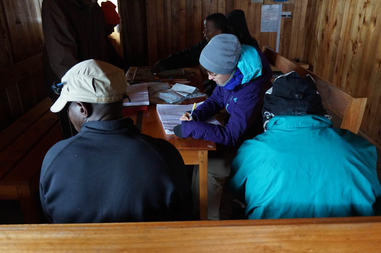 Shira Camp Kilimandscharo