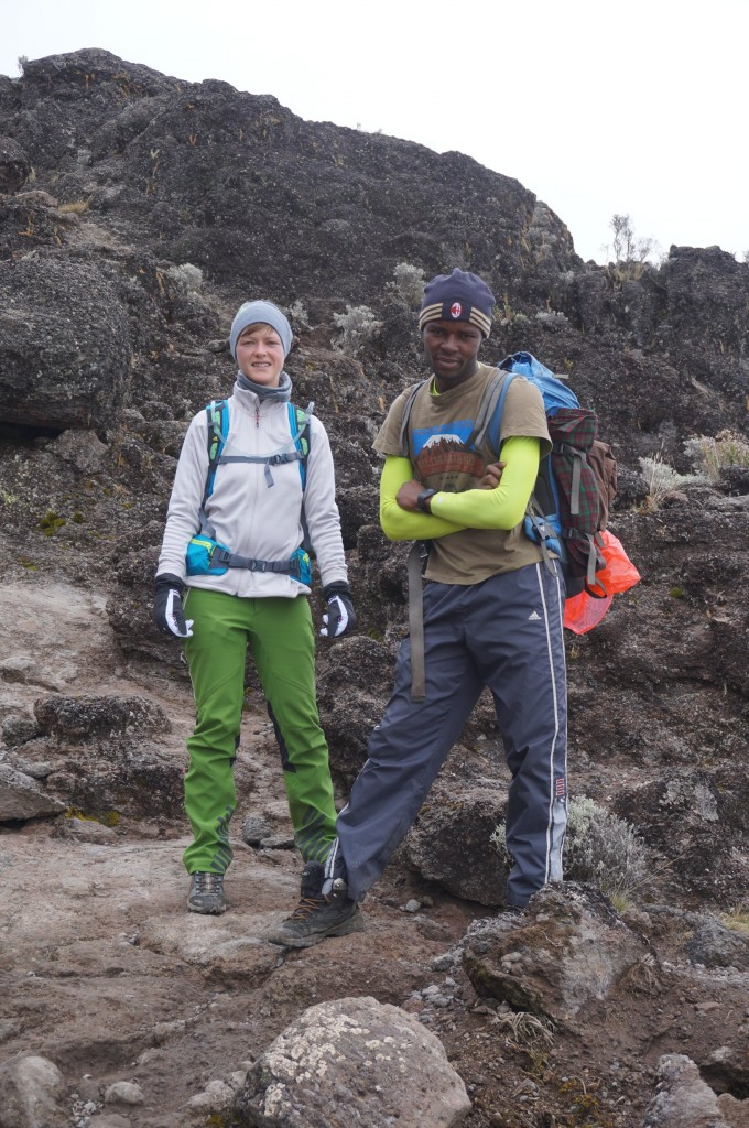 Bergführer Kilimandscharo