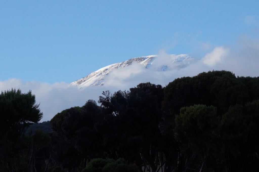 Kilimanjaro High Camp (3.797 m AMSL)