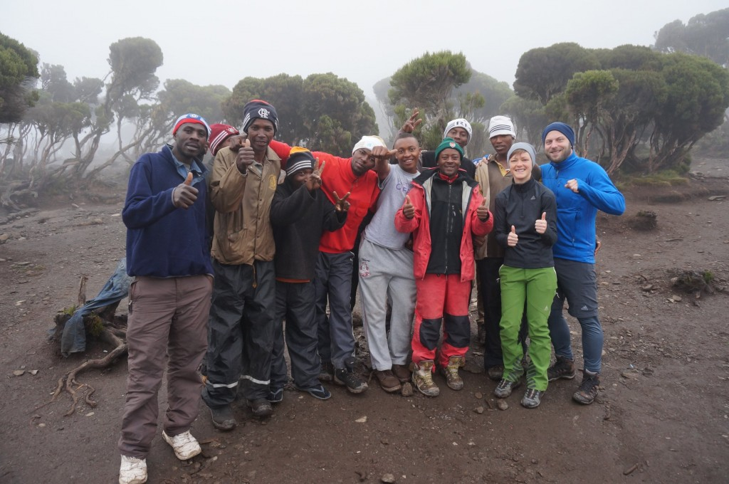 Kilimandscharo Song