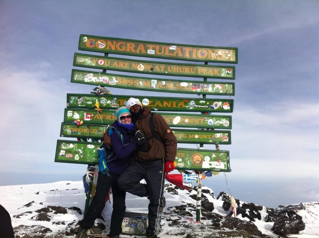 Reisespecial Kilimandscharo - cover
