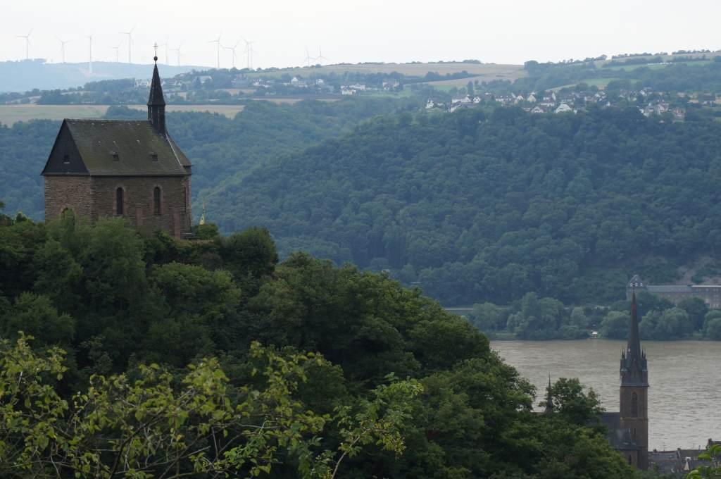 Weinwanderung Rheingau