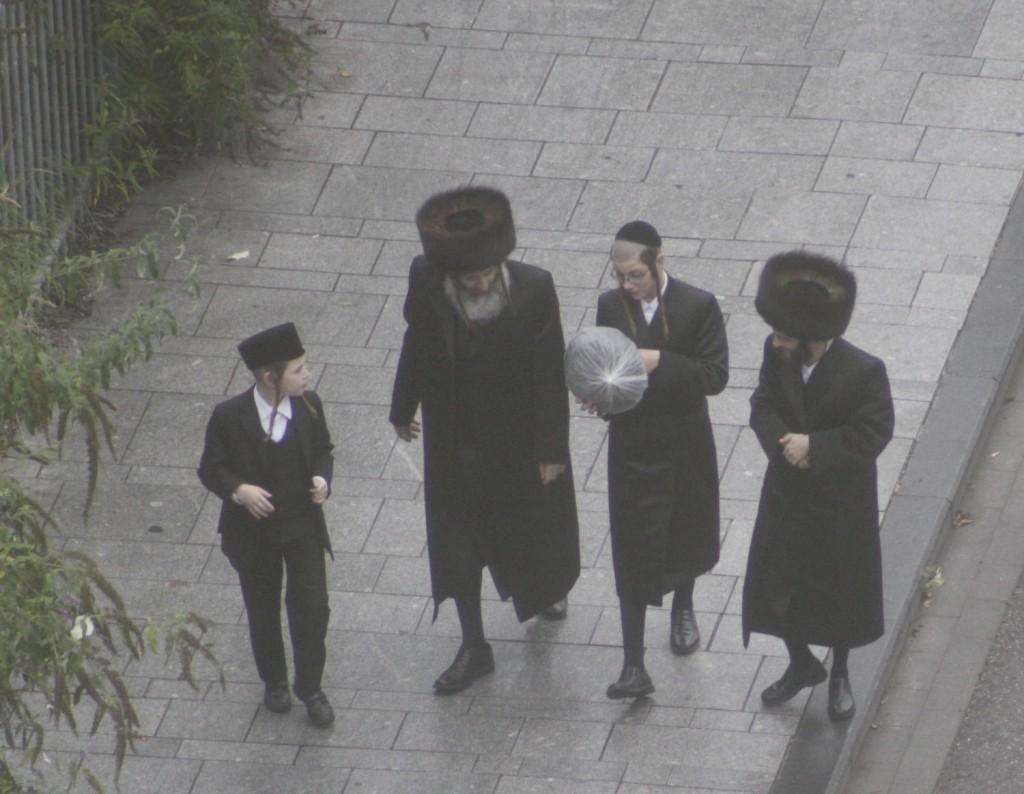 Jüdisches Viertel Antwerpen
