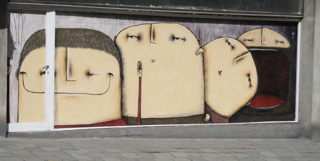 Graffiti Gent