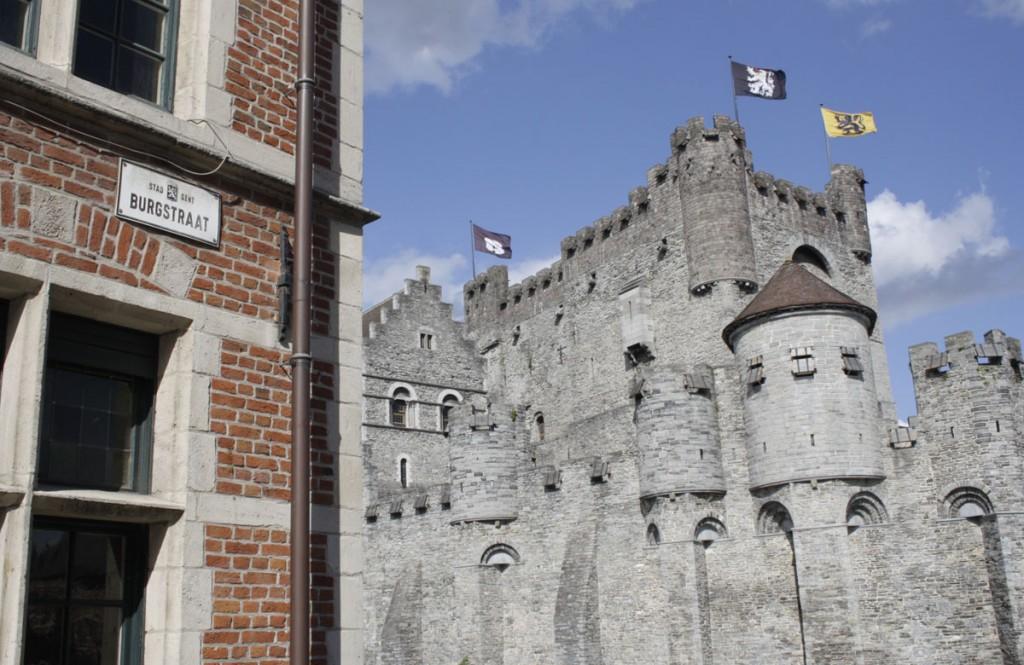 Burg Gravensteen Gent
