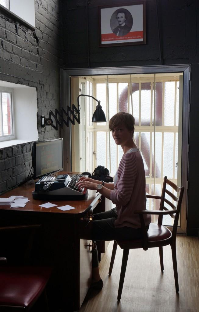 Blogroom Backstay Hostel