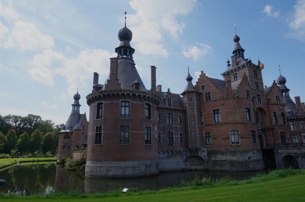 Wasserschloss Ooidonk