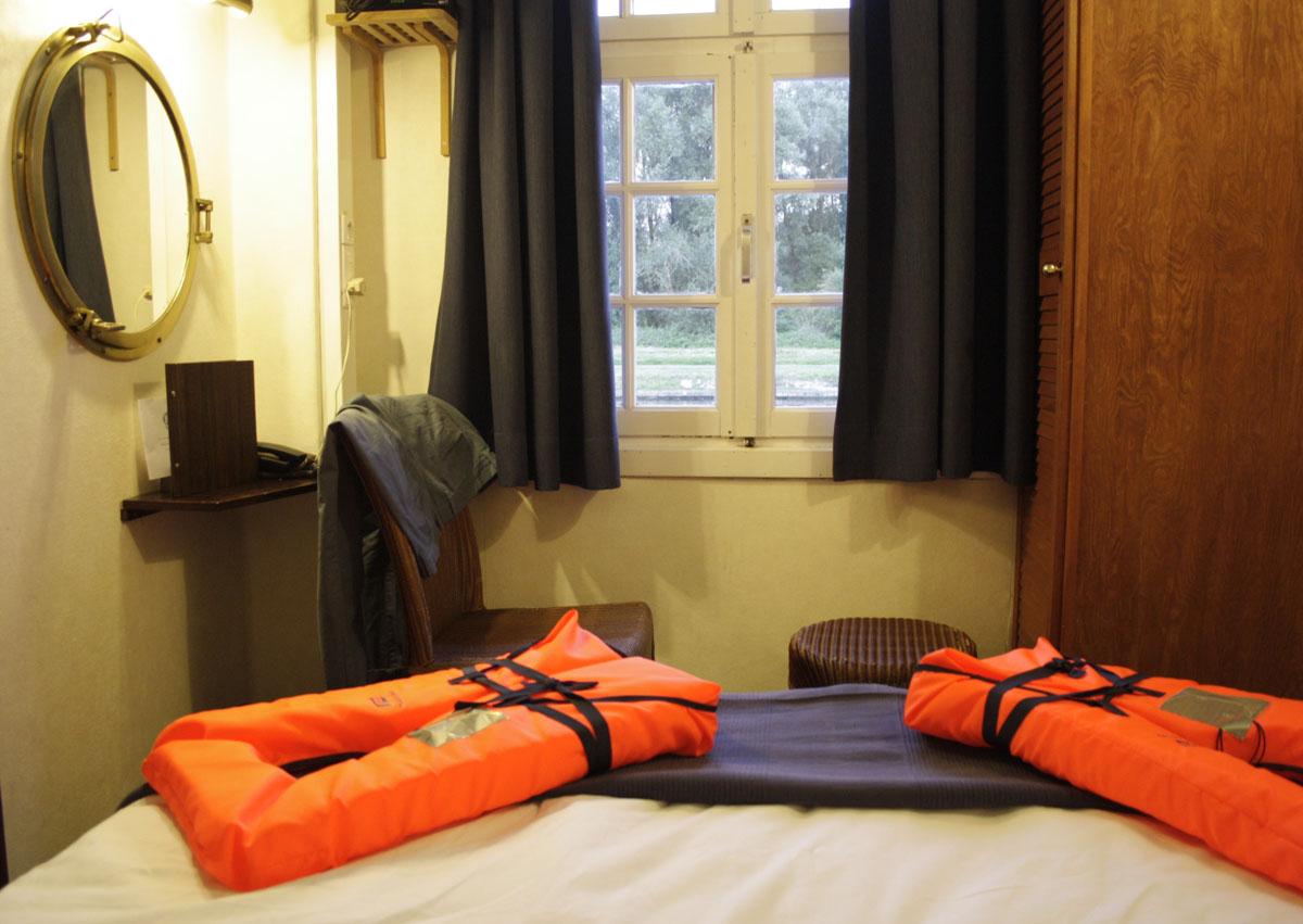 Ungewöhnlich übernachten Hotel De Barge Brügge