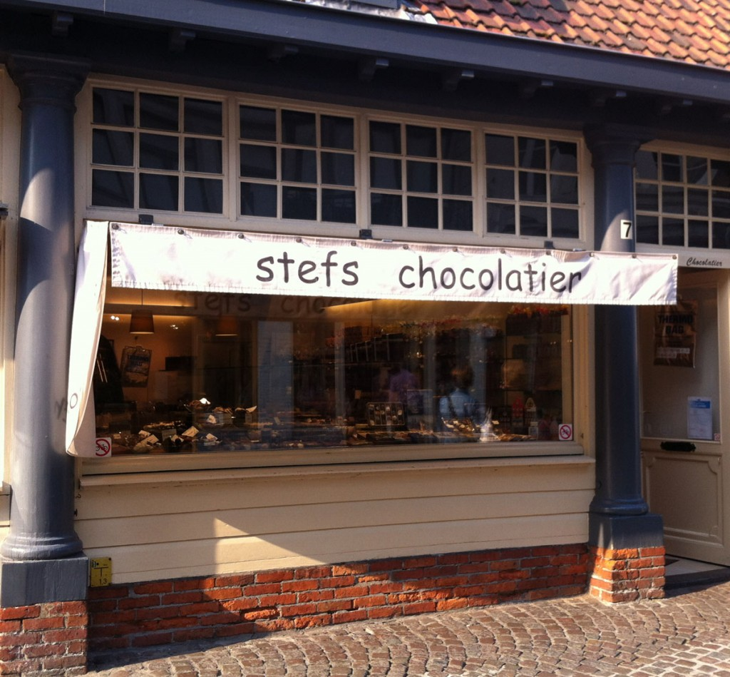 Stefs Chocolatier Brügge