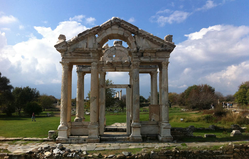 Aphrodisias Aphrodite-Tempel