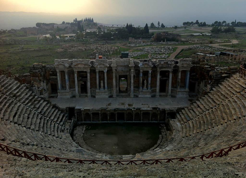 Westanatolien: Hierapolis