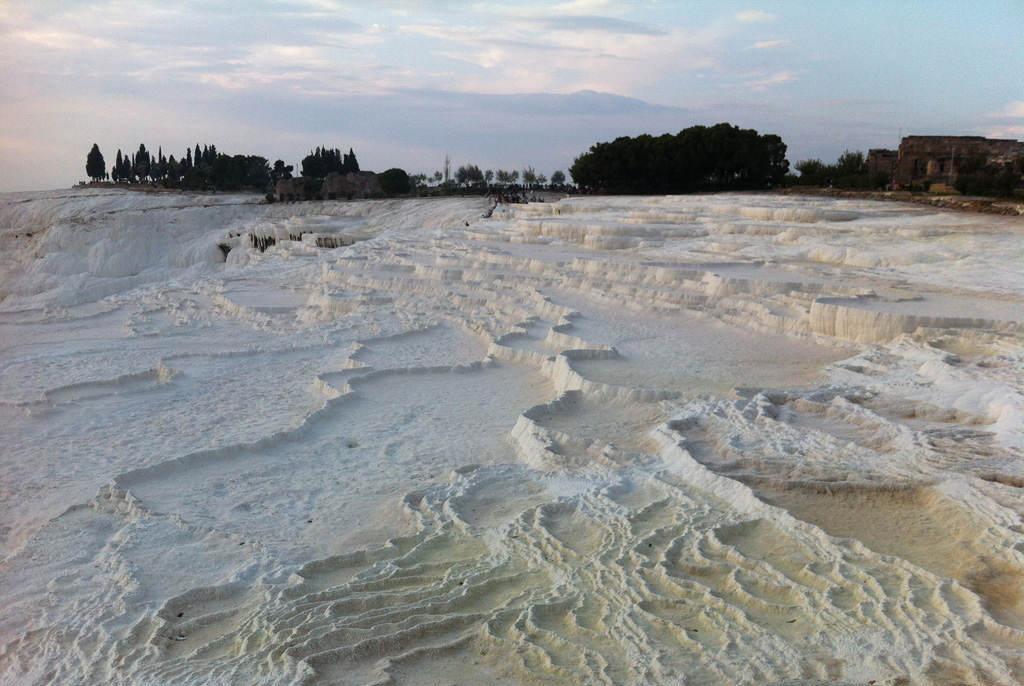 Westanatolien: Pamukkale