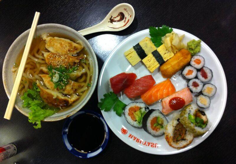 Sushi-Restaurants Frankfurt