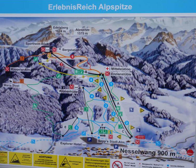 Nesselwang Alpsitzbahn