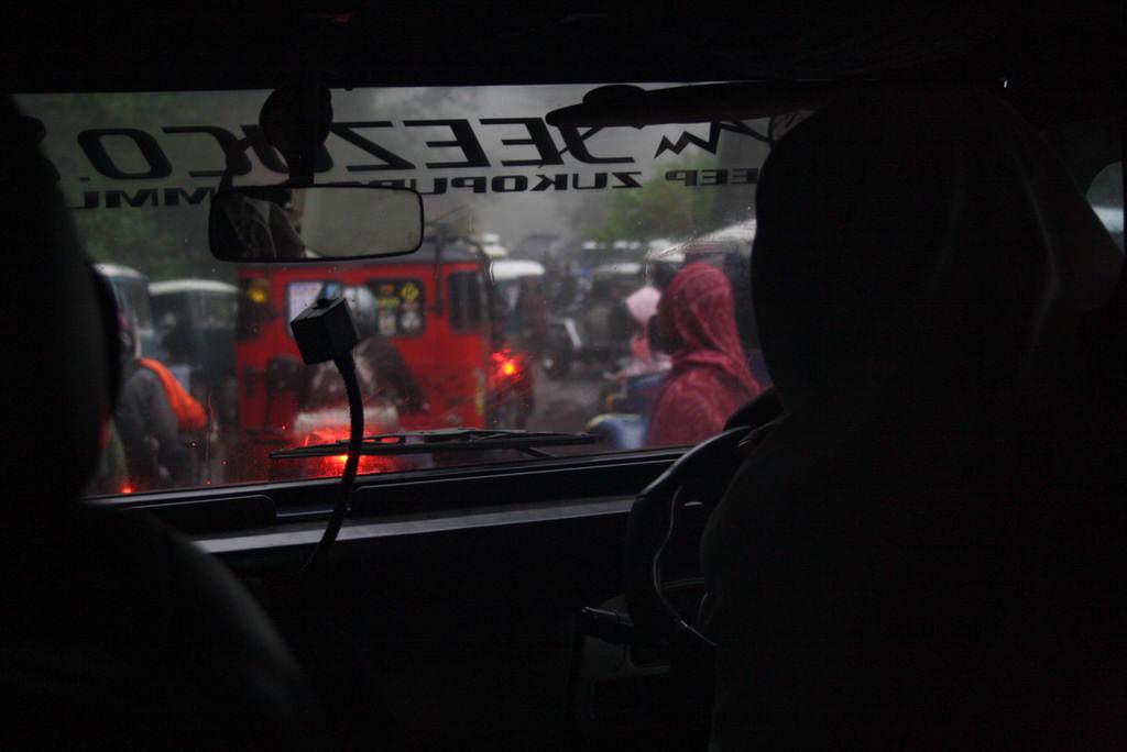 Mit dem Jeep zum Mount Bromo