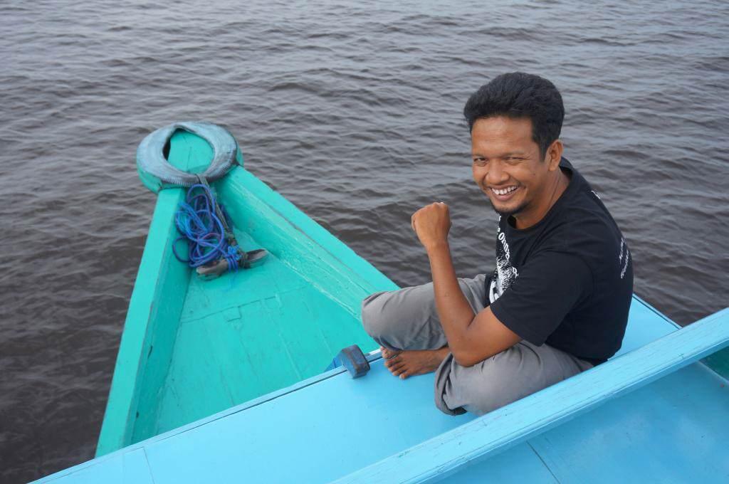 Marwadi - Guide im Tanjung Putin NP
