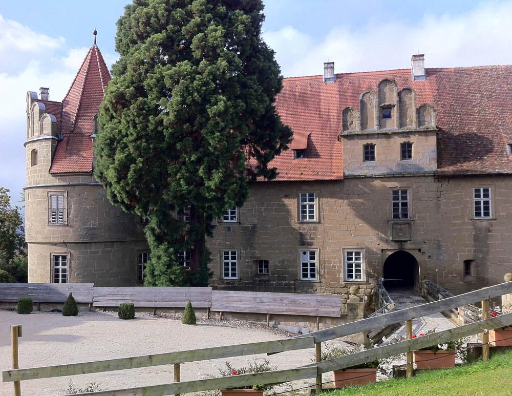 Ungewöhnlich übernachten Schloss Frankenberg