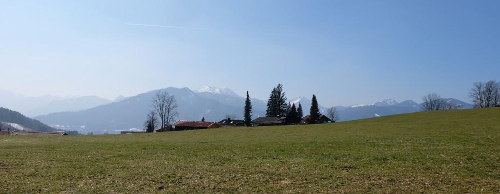 Startpunkt Neureuth / Tegernsee