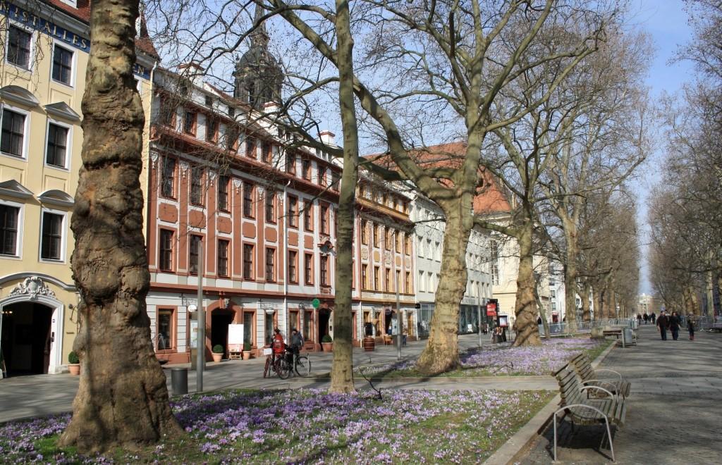 Hauptstraße Dresden Neustadt