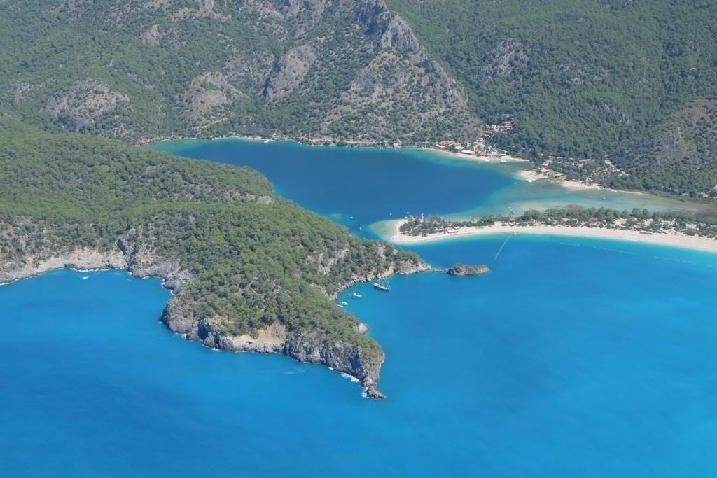 Lykische Küste - Bucht von Ölüdeniz