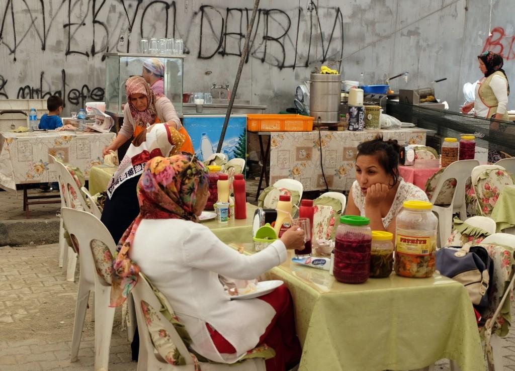 Lykische Küste - Fethiye Wochenmarkt