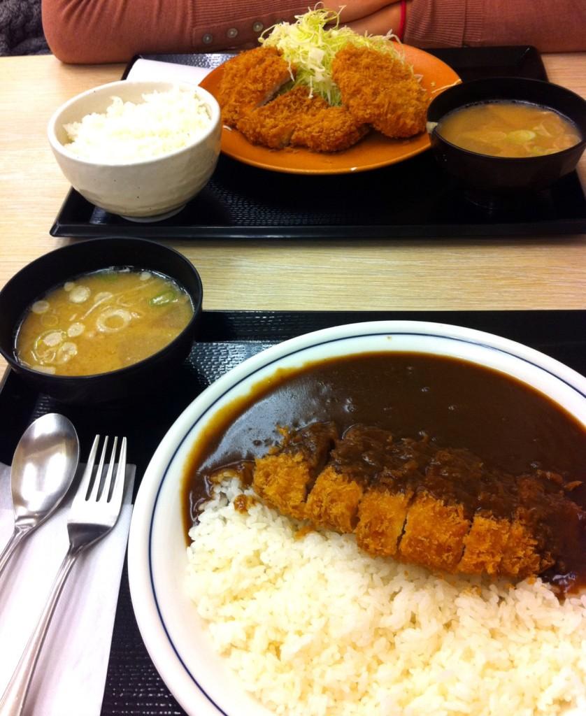 Japanische Küche - Tonkatsu