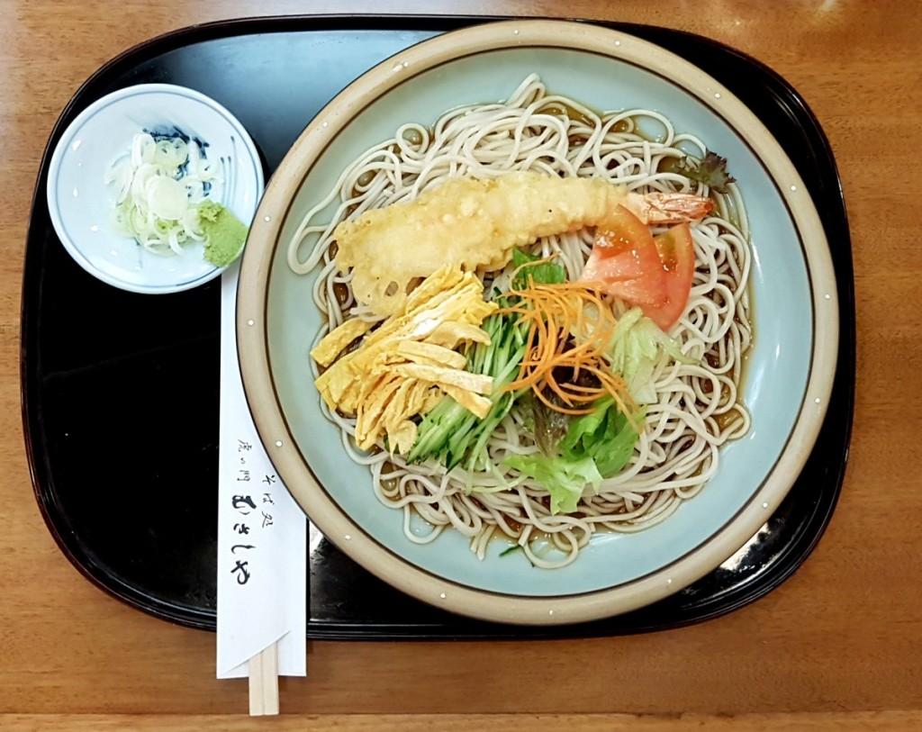 Japanische Küche - Soba