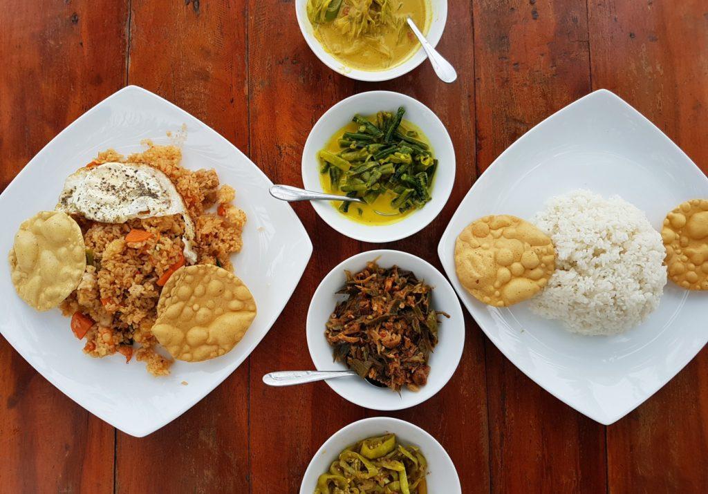sri lanka: eine reise durch 1.000 welten ... - Sri Lanka Küche
