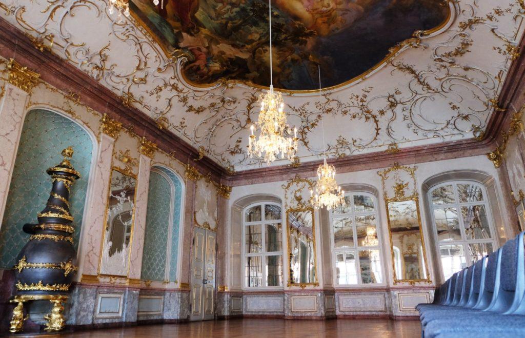 Spiegelsaal der Residenz Eichstätt