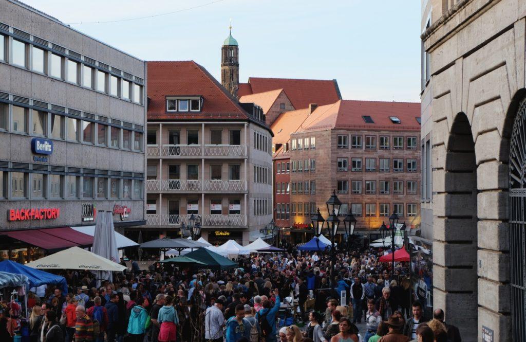 Nürnberg - Trempelmarkt