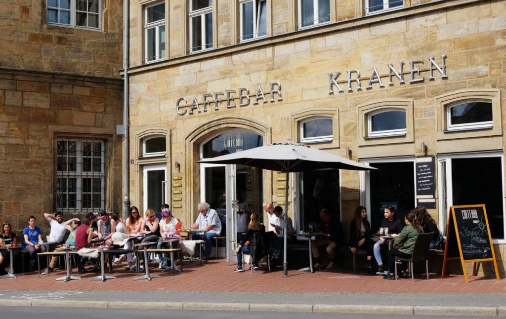 Bamberg Caffebar Kranen