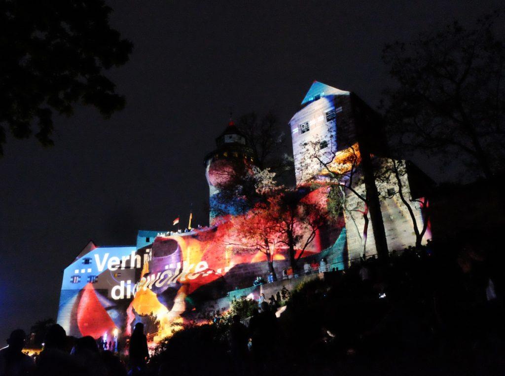 Nürnberg - Blaue Nacht