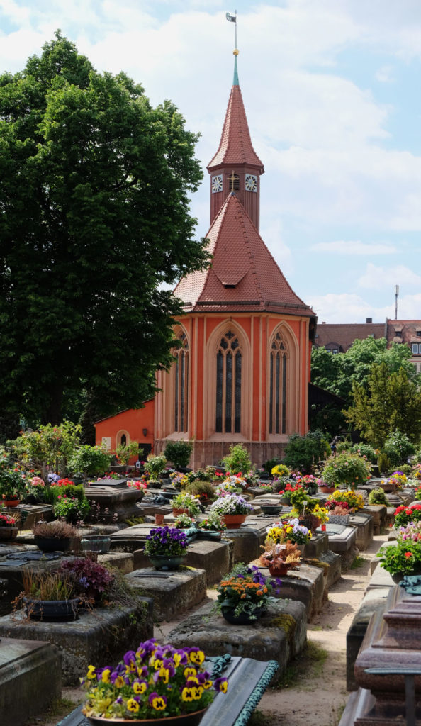 Nürnberg - St. Johannisfriedhof