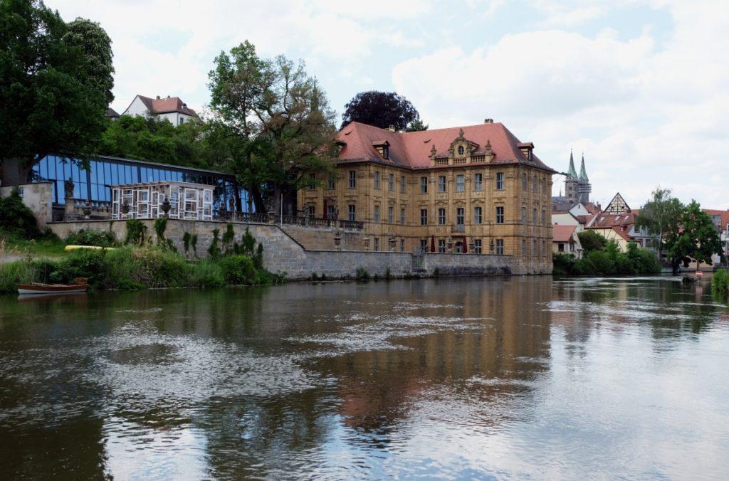 Bamberg Schleuse 100