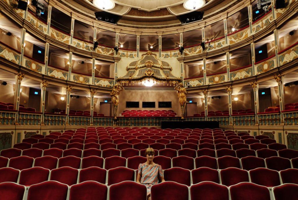 Markgrafentheater Erlangen