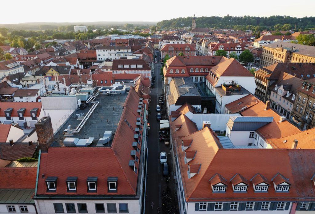 Erlangen Planstadt
