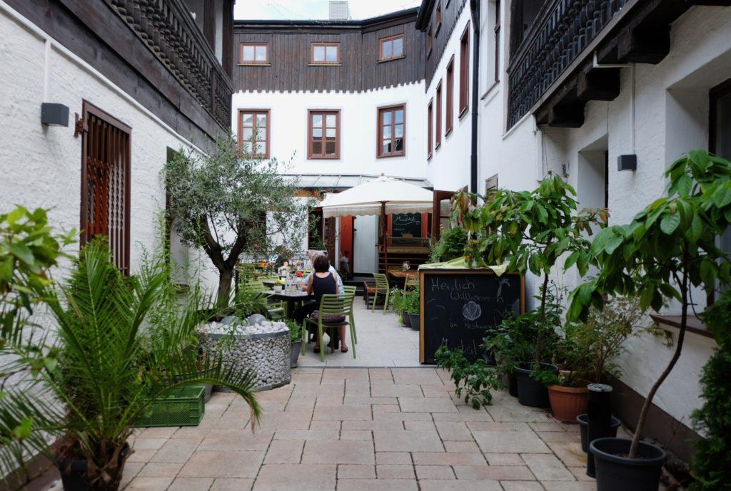 Restaurant Muskat Erlangen
