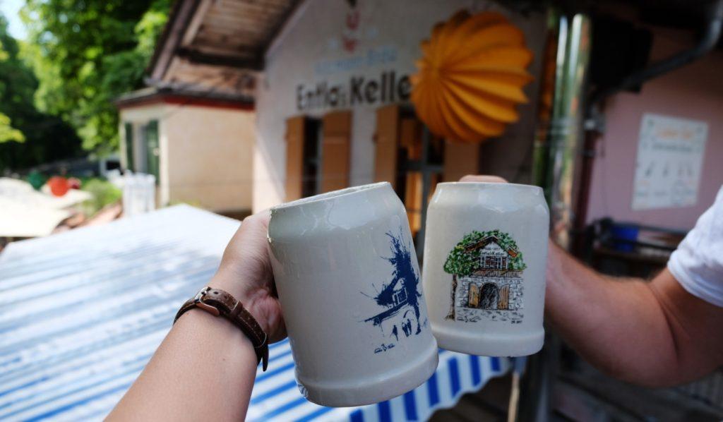 Entla´s Keller Erlangen