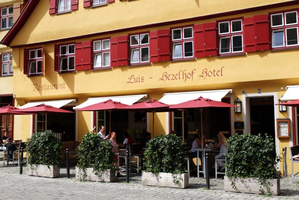 Hezelhof Hotel Dinkelsbühl