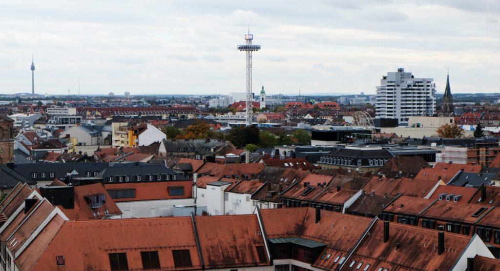 CitySkyliner Fürth