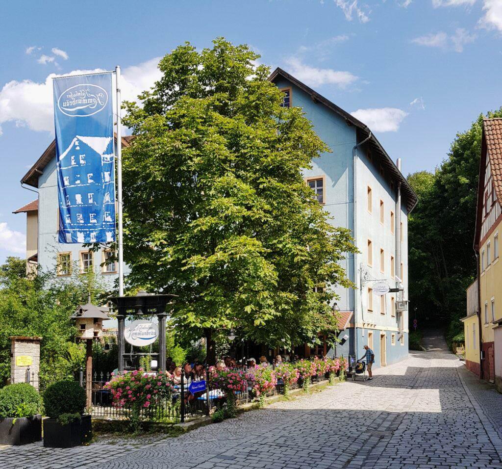 Kulmbach Bierwanderweg Kommunbräu