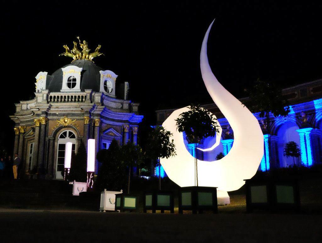 Sommernachtsfest Eremitage Bayreuth
