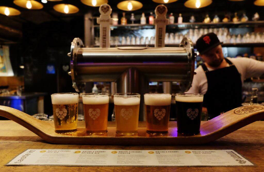 Maisel´s Bier Erlebniswelt & Liebesbier