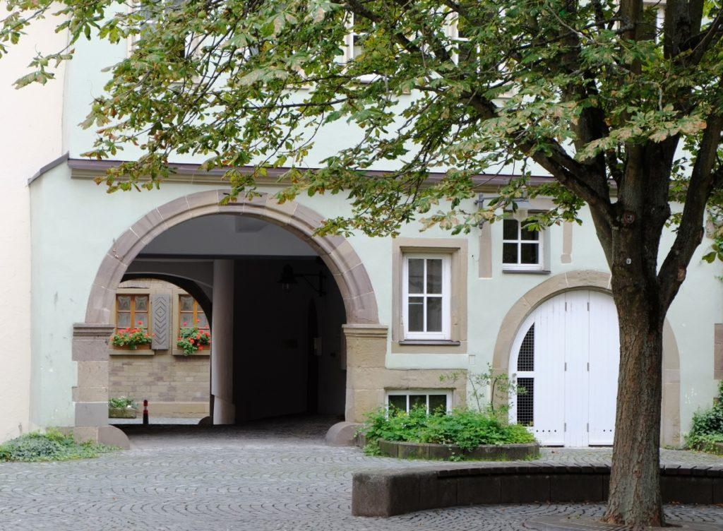 Hinterhöfe Schweinfurt