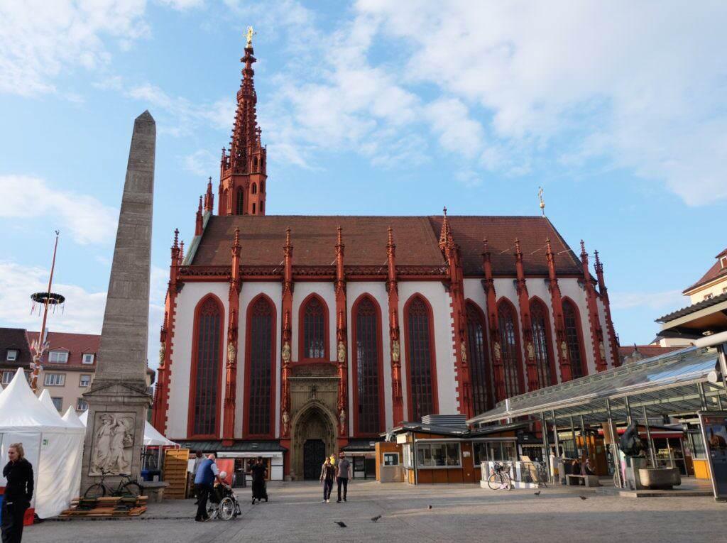 Würzburg Innenstadt